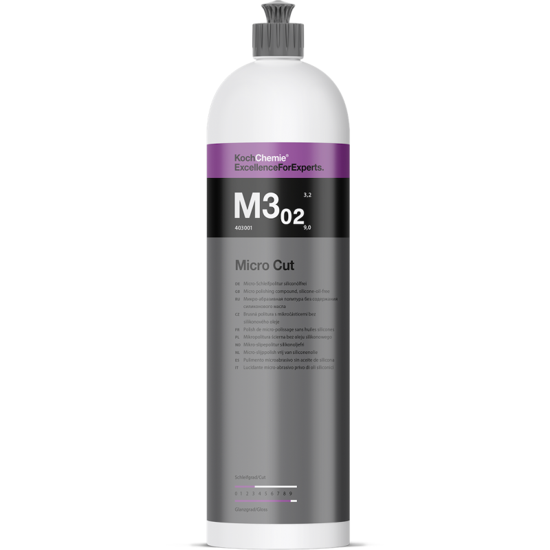 Koch Chemie Micro Cut M3.02 antihologram paszta 250 ml