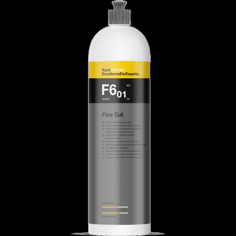 Koch Chemie F6.01 Fine Cut közepes polírpaszta 250 ml