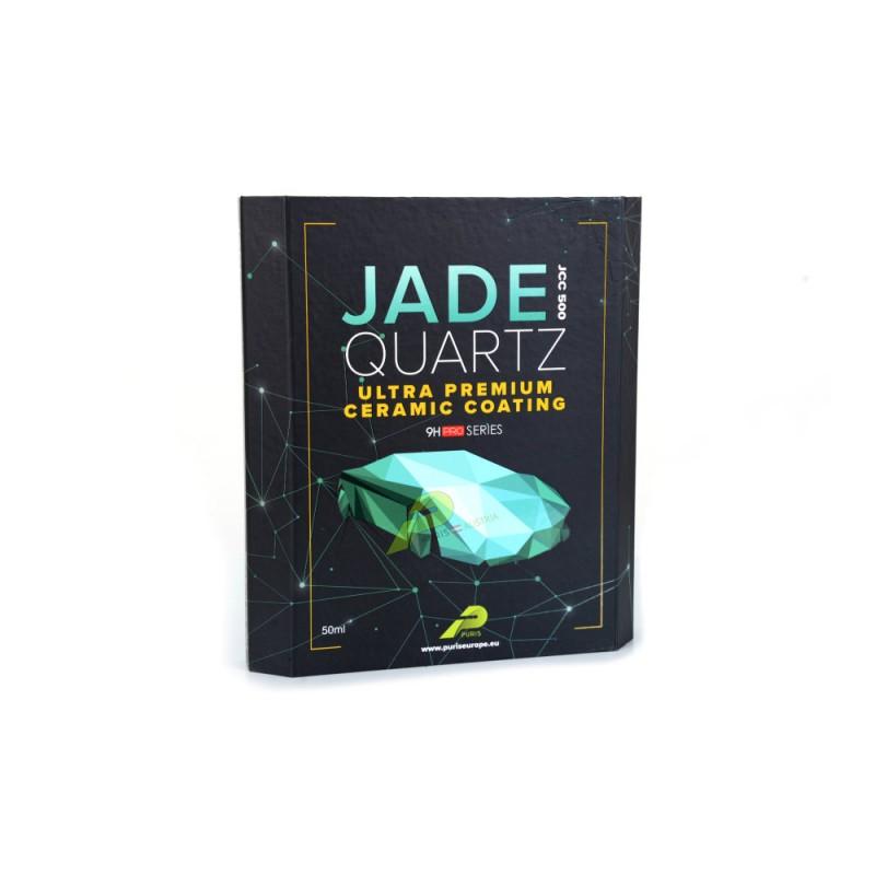 PURIS Jade Quartz Pro kerámia bevonat készlet - 50 ml