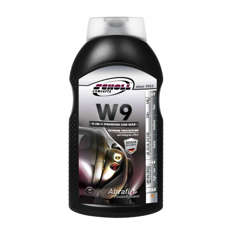Scholl Concepts W9 Wax 1L