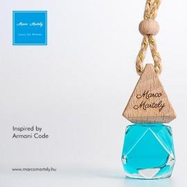 Marco Martely Autóillatosító parfüm